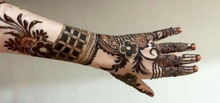 Pakistan mehndi design