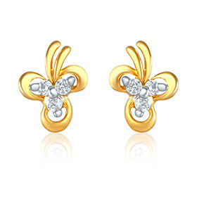 Mahi Gracy Club Earrings