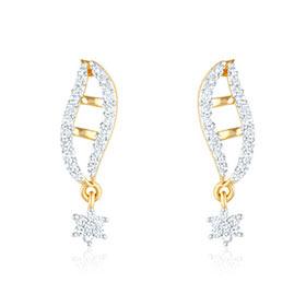 Mahi Eternal Bliss Earrings