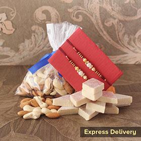 The Nutritious Rakhi Delight