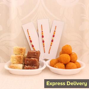 Sweet Bonanza for Rakhi