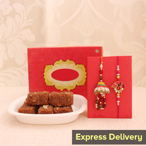 Token of Affection for Bhaiya Bhabhi