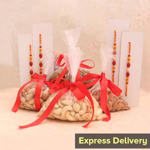 Healthy Raksha Bandhan Surprise