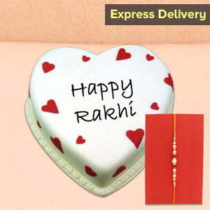 Raksha Bandhan Hearty Surprise