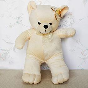 Cream Charly Bear - 30 cm