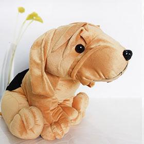 Cute Doggy Soft Toy - 40 cm
