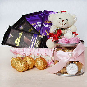Cute..Chocolaty N Sweet