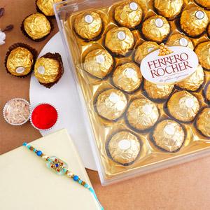 Pack of Sweetness - Rakhi Under 1499-2499
