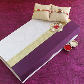 Elegant & Healthy Combo - Rakhi Under 1499-2499