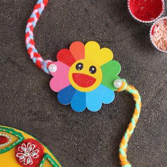 Beautiful Rakhi for Kids