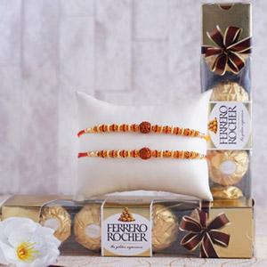 Ferrero Rocher Rakhi Delights