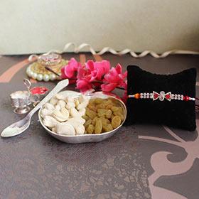 Savory Rakhi Combo