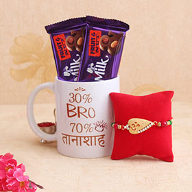 Rakhi Mug of Immense Joy