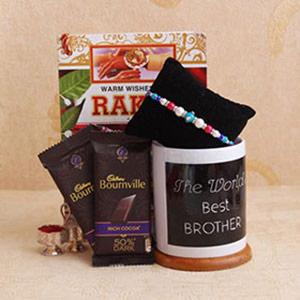 Rakhi Hamper for Best Brother