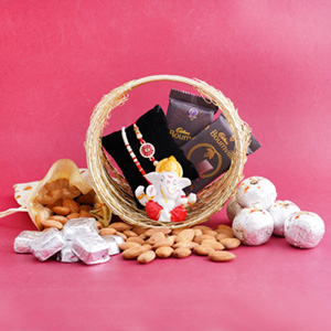 Magnificent Rakhi Celebrations Pack for Brothers