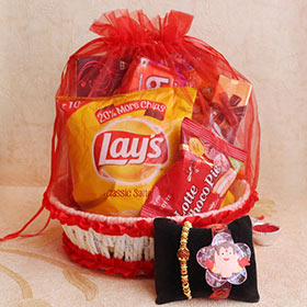 Goodies Basket for Brothers