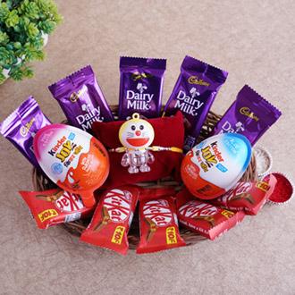 Love for Chocolates