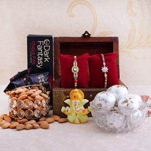 Plush Gifts for Bros - Rakhi Over 2499