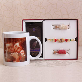 Rakhi Signature Box of Affection