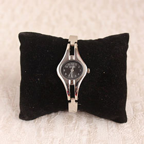 Graceful Silver Watch for Sissy