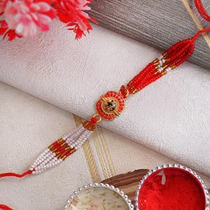 Designer Pearl Rakhi