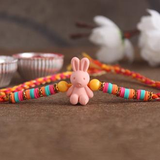 Cute Bunny Rakhi