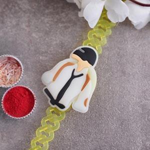 PUBG Rubber Bracelet Kids Rakhi