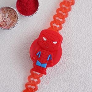 Spiderman Bracelet Kids Rakhi