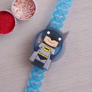 Batman Kids Rakhi Bracelet