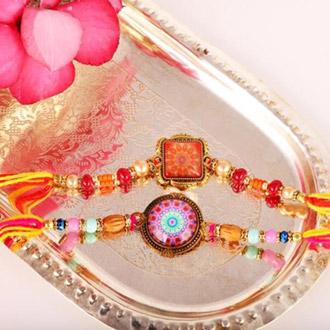 Mandala Rakhis