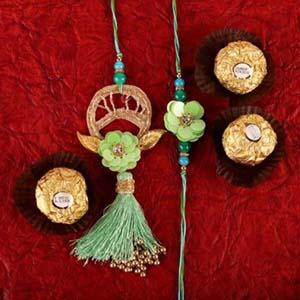 Divine Rakhi Celebration